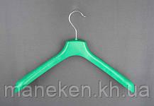 Вешалка-плечики широкие 45/5 УПМ цветная, фото 2
