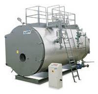 Паровой котел SB/V 2 2000 кг пара/час IVAR (Италия)
