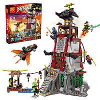 """Конструктор Ninja арт. 79346 (10528) """"Осада маяка""""  (аналог Lego Ninjago 70594)"""