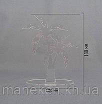 Подставка под серьги пальма, фото 2