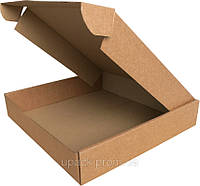 Коробка (260x260x50), бурая