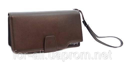 Портмоне клатч Baellerry Business Lite brown в интернет-магазине Модная покупка