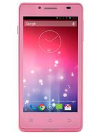 """Оригинальный тачскрин / сенсор (сенсорное стекло) для Ergo SmartTab 3G 4.5"""" (розовый цвет)"""