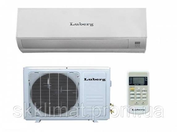 Кондиционер Luberg LSR-18HD, фото 2