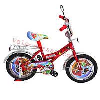 Детский двухколесный велосипед ANGRY BIRD 14-дюймов