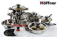 Набор посуды Hoffner 16 элементов Original