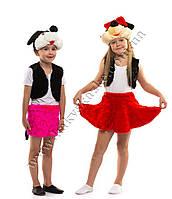 Детский карнавальный костюм Микки и Минни Маус