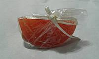 Свеча апельсин