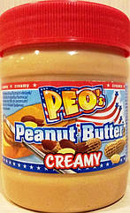 Арахисовая паста PEO`s Peanut Butter Creamy - 340 гр.