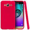 Накладка Silicon Case для Samsung J300 (J3) Red
