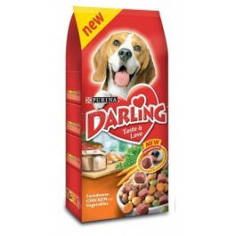 DARLING Dog Poultry&Vegetable сухой, 10 кг