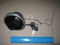 Крышка бака топливный SCANIA (пластик с металический ободом) 60мм. (с ключем и цепью) (RIDER) RD19-65-237