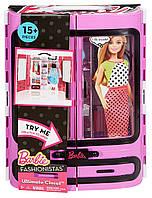 Игровой набор модный гардероб Барби Barbie Fashionistas Ultimate Closet, Purple, фото 1