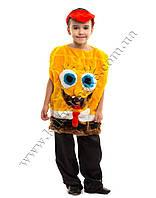 Детский карнавальный костюм Спанч Боб