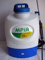 Опрыскиватель аккумуляторный Мрiя 18 литров (Электрический 12 В)