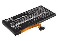 Аккумулятор (BK76100, 35H00192-00M, 35H00192-01M) для HTC T320e One V G24 Original