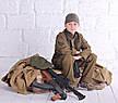Детский военный костюм для мальчиков Киборг цвет Хаки, фото 6