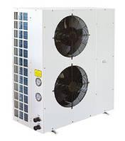 Тепловой насос воздух-вода (EVI)