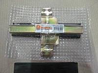 Обойма опускного стекла ВАЗ 2105 передней дверь (комплект + резина)  2105-6103220/21