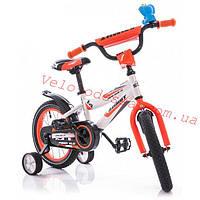 Детский двухколесный велосипед фибер fiber 14 дюймов