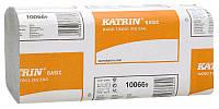 Полотенца бумажные Katrin Basic V-сложение 1сл