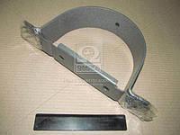 Кронштейн опоры карданный вала ЗИЛ 130 в сборе (усиленный хомут) (Производство Украина) 164А-2202082-Б