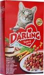 DARLING Cat Meat&Vegetable Сухой корм для кошек с мясом и овощами, 10 кг