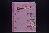 Трафареты для бровей mini Brow Class