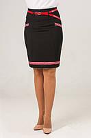 Женская юбка Дзвинка с этническим узором