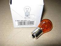 Лампа накаливания PY21W 12V 21W BAU15S (Производство BOSCH) 1 987 302 812