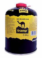 Баллон резьбовой Tramp Gas 450