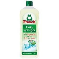 Чистящее средство Frosch из яблочного уксуса для удаления известковых отложений 1 л (4001499012914)