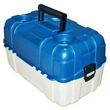 Ящик для рыбалки Aquatech  2706 6ти-полочный Акватек