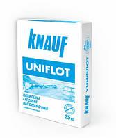 Шпаклевка гипсовая KNAUF UNIFLOTT 25кг