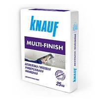 Шпаклевка гипсовая финишная KNAUF MULTI-FINISH 25кг