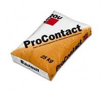 Клеевая шпаклевочная смесь BAUMIT ProContact 25кг