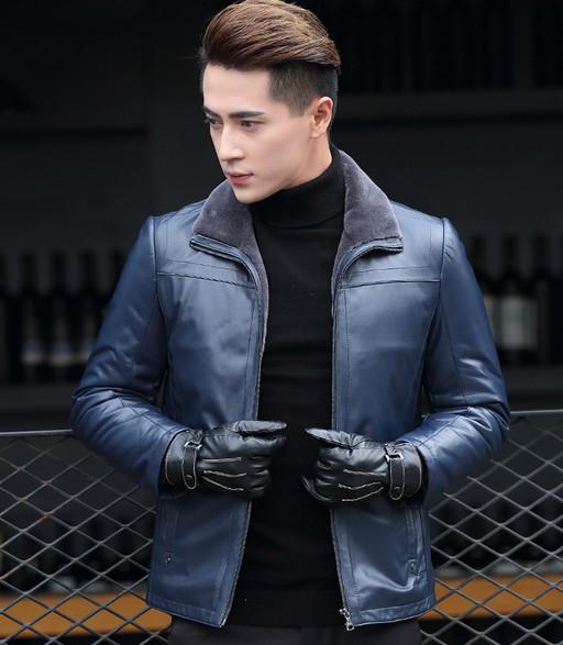Мужская зимняя куртка. Модель 1042