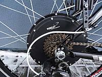 Мотор-колесо 48V/60V 1000W заднее на 24,26,28 дюймов