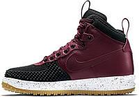 Мужские ботинки Nike Lunar Force 1 Duckboot Red