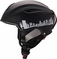 Шлем Destroyer Helmet Black HiFi, S(53-54)