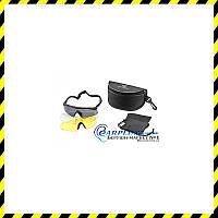 Очки для стрельбы Revision Sawfly Dlx Small Small,  3 светофильтра HC (4-0077-0303)