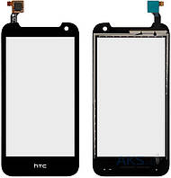 Тачскрин (сенсор) для HTC Desire 310 (black) Original