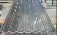 Профнастил ПС-10 оцинкованный 0,65мм