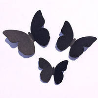 Декоративные 3д бабочки Набор 3d Аргус
