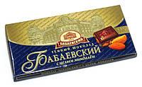 Шоколад Бабаевский  с цельным миндалем кондитерской фабрики Бабаевский 100 грамм