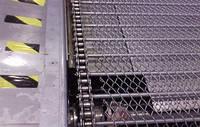Сетка конвейерная для тоннельных печей на цепи