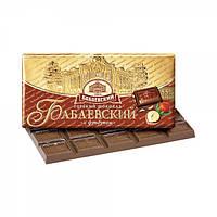 Шоколад Бабаевский  с фундуком кондитерской фабрики Бабаевский 100 грамм