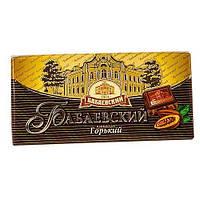 Шоколад Бабаевский  горький кондитерской фабрики Бабаевский 100 грамм