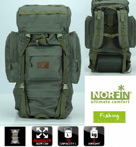 Рюкзаки Salmo, Norfin