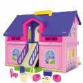 Чудесный Домик для кукол 25400 от Wader